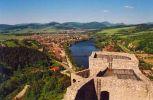 Strečna Výhľad z hradu Strečno